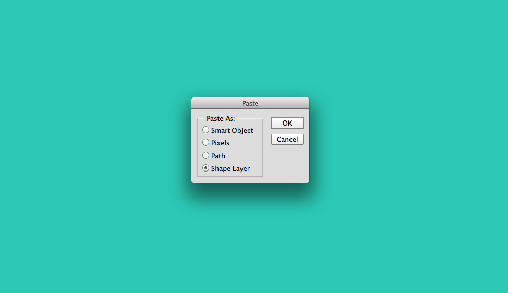 How to add custom icons to the custom shape tool