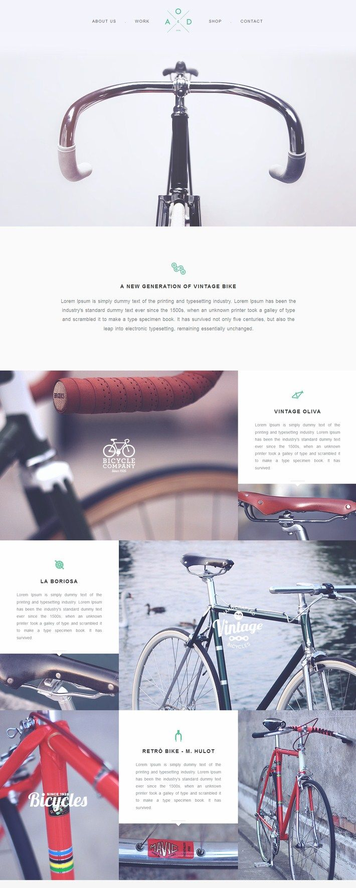 15 great website layout ideas for inspiration - Great Website Design Ideas