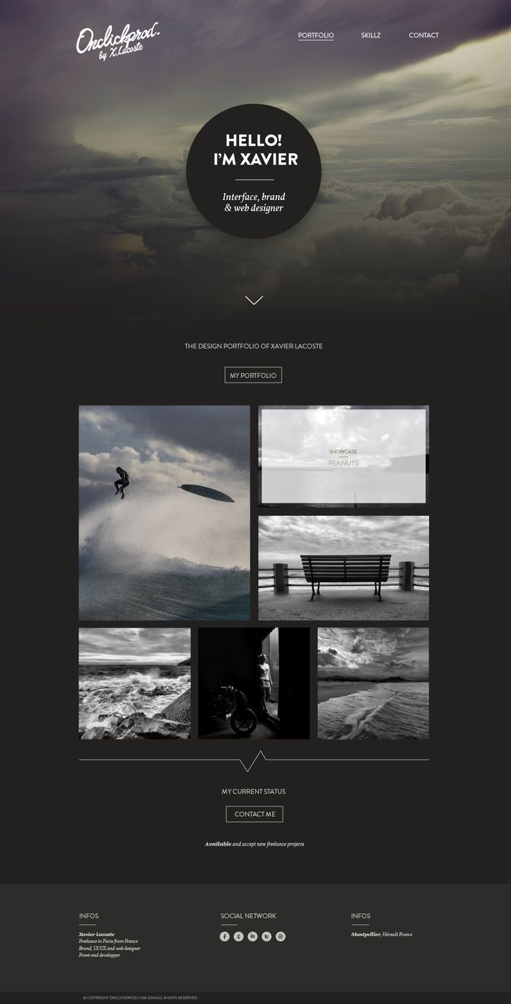 great website layout ideas for inspiration