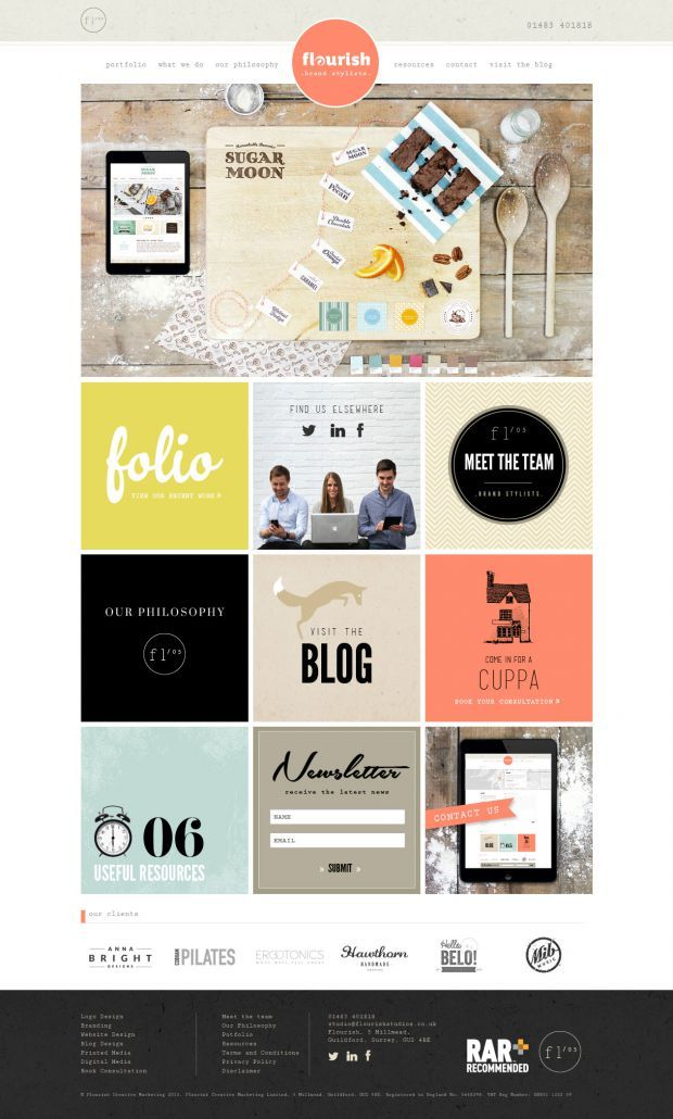 Lovely 15 Great Website Layout Ideas For Inspiration