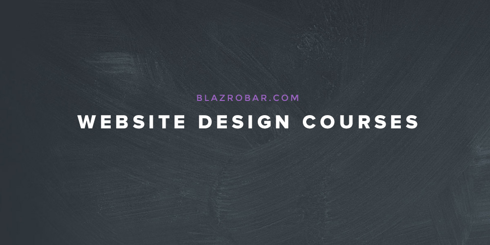 Website Design Courses Coming Soon