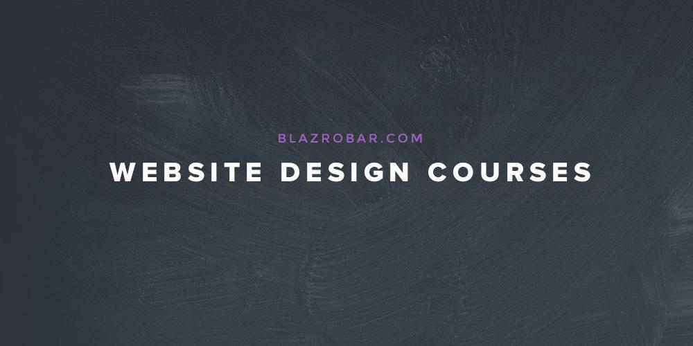 Website Design Courses Coming Soon