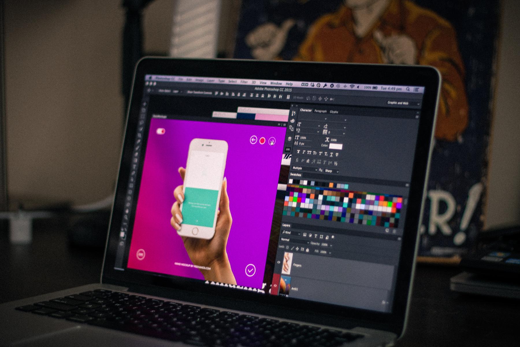 EasyMockups Photoshop Plugin