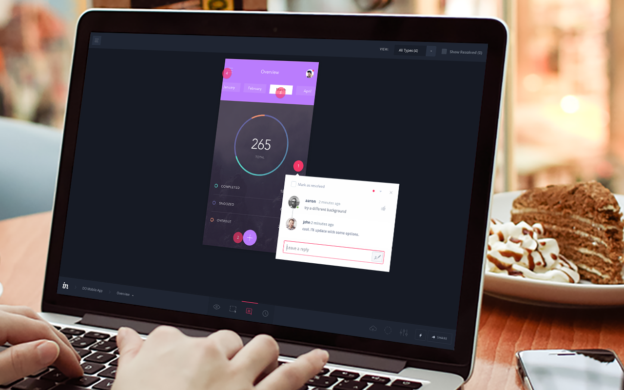 Why you should be using Invision in your web design process