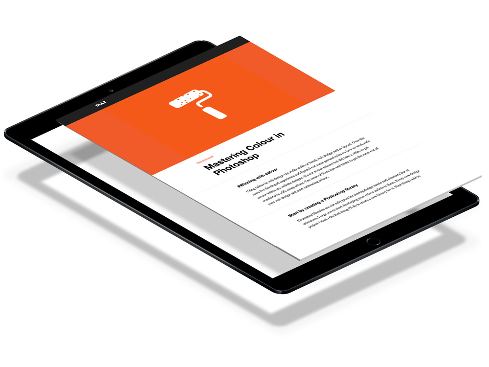 Web Design Email Courses