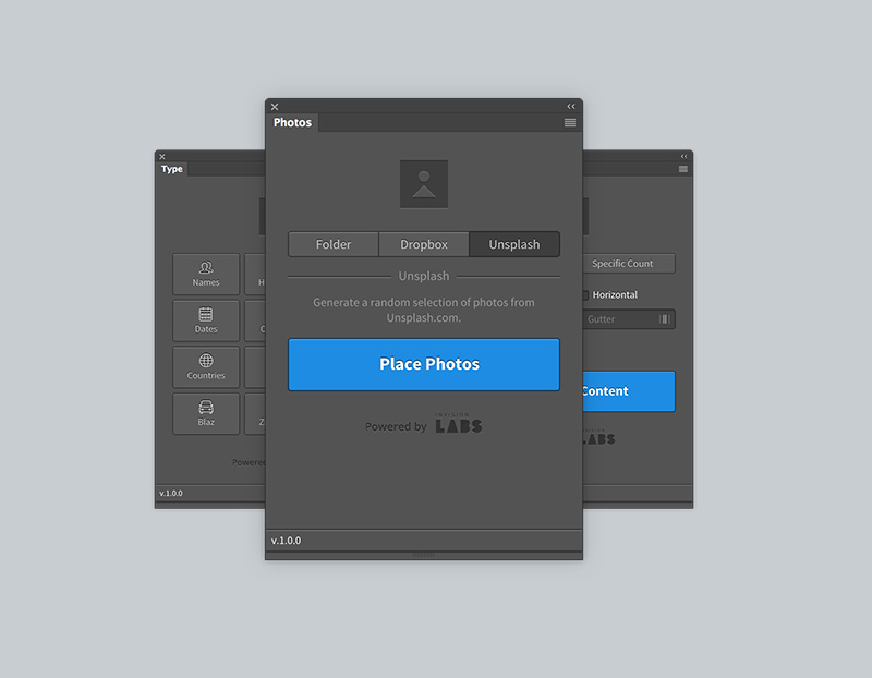 3 great new Photoshop plugins by Invision Labs