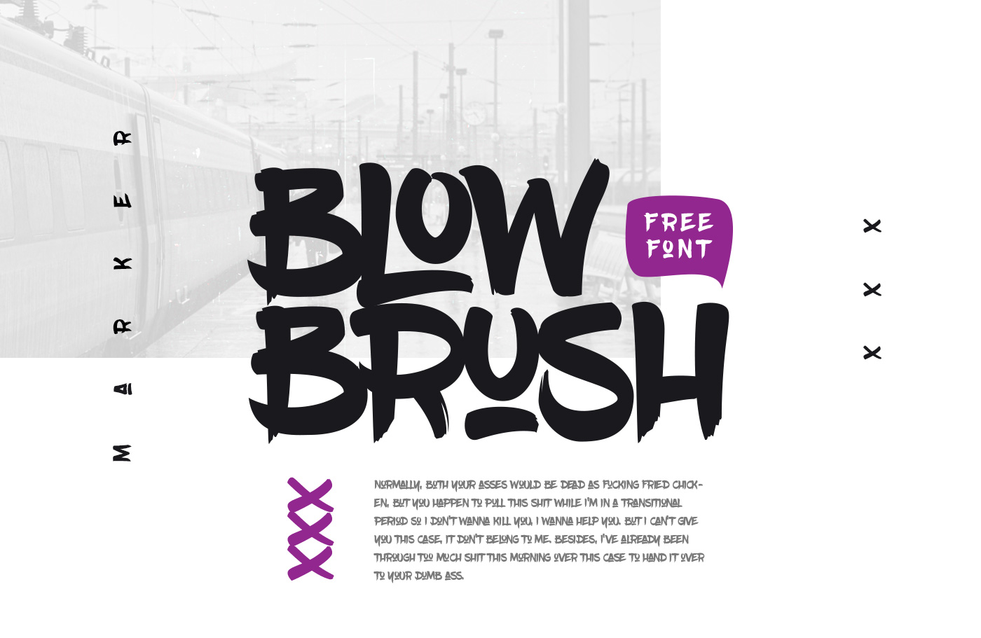 21 Free Fonts to download