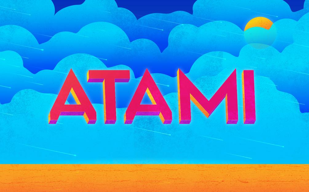 Atami – Free Typeface