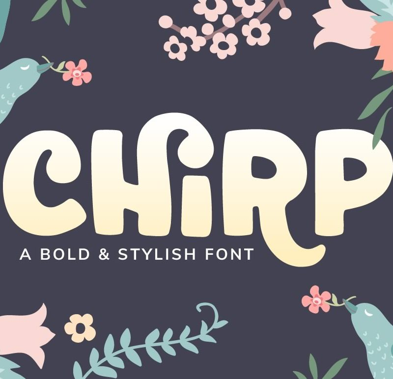 Massive June Font Bundle worth checking out
